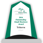 2016 Outstanding Small Business Award - Triterra
